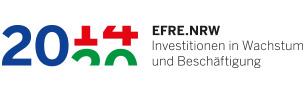 EFRE.NRW Logo